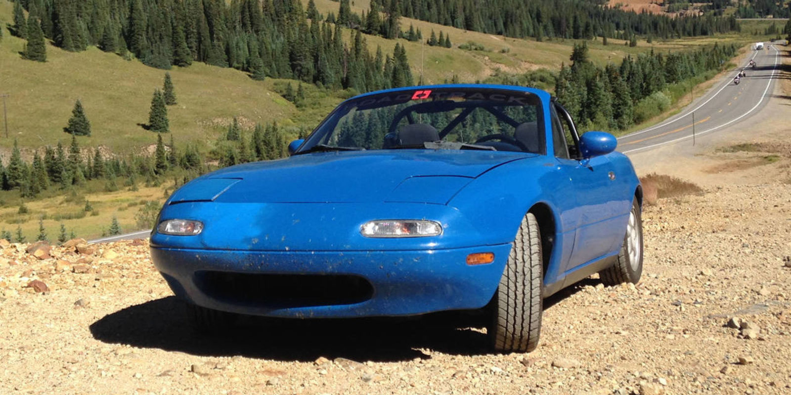How 2800 miles in an old Miata prepared me for the ND