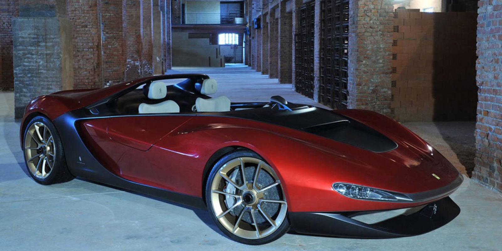 2017 Ferrari 458 Price >> Hyper-exclusive Ferrari Sergio confirmed, six-car run sold out