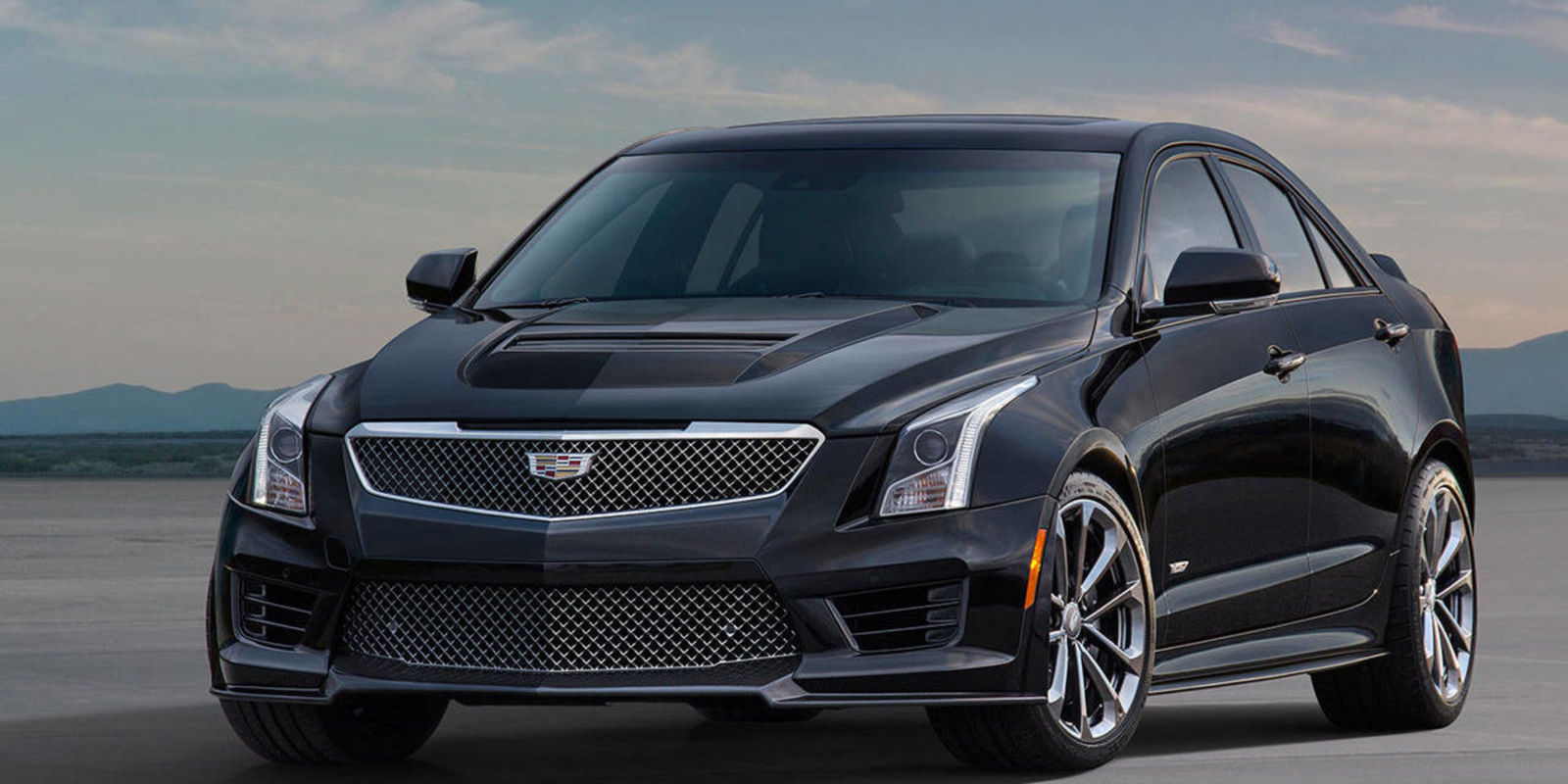 2016 cadillac ats v coupe and sedan. Black Bedroom Furniture Sets. Home Design Ideas