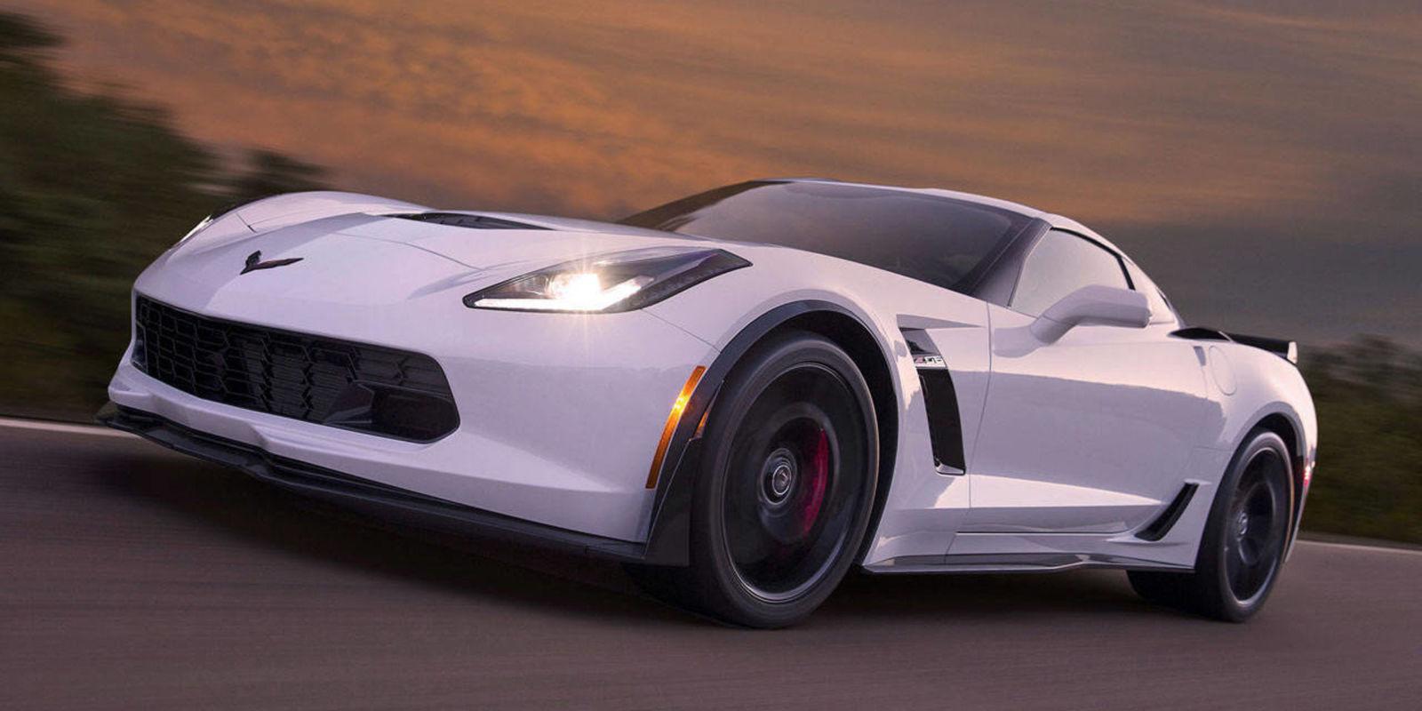 2015 - 2015 Corvette Z06 White