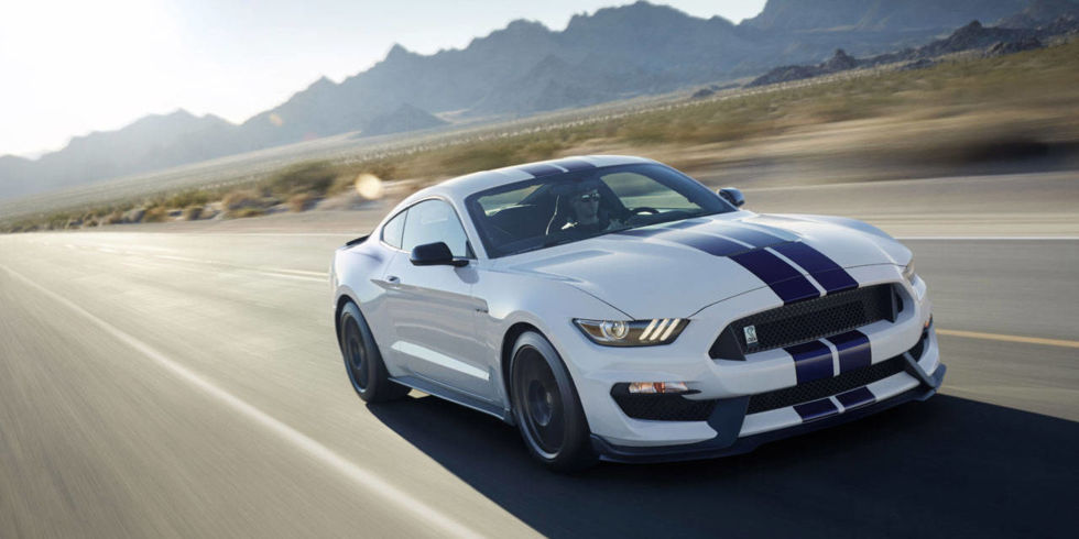 2016 ford mustang shelby gt350 unveiled in los angeles - Ford Mustang Gt500 2016