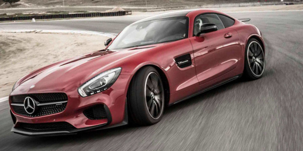 The Motoring World The MercedesAMG GT S has been named by Jeremy