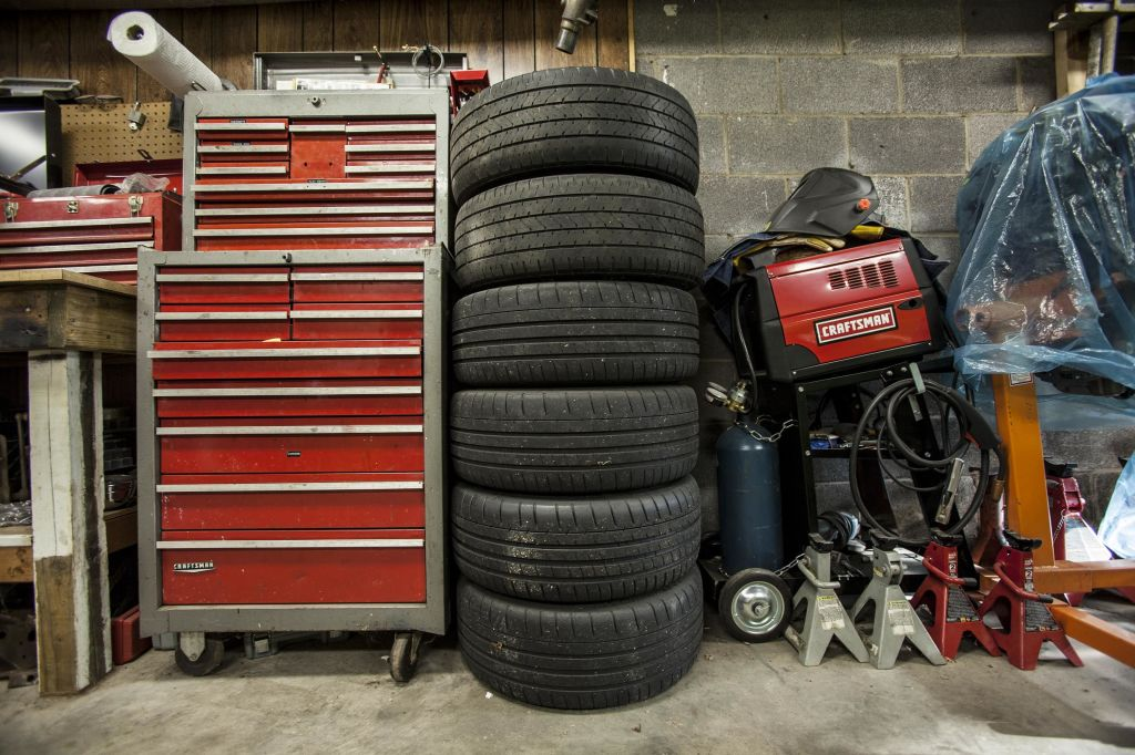 Flat Spotting And You How To Store Your Tires This Winter