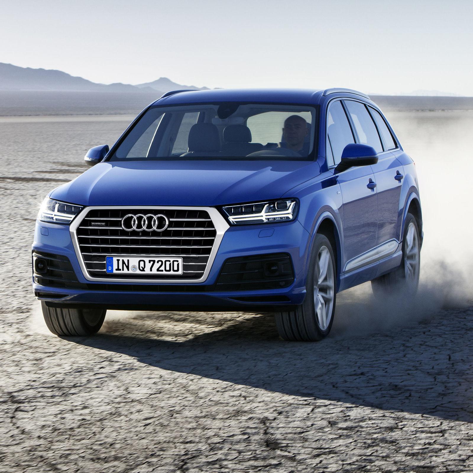 PHOTOS: 2016 Audi Q7