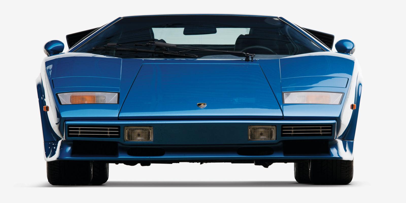 Photos 1979 Lamborghini Countach Lp 400s