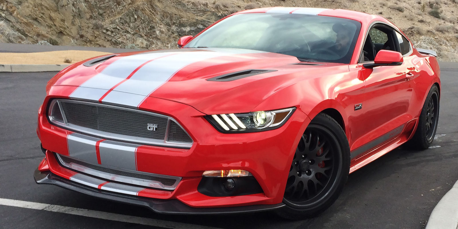 Super Snake Shelby F150 >> EXCLUSIVE: This is the 2015 Shelby GT