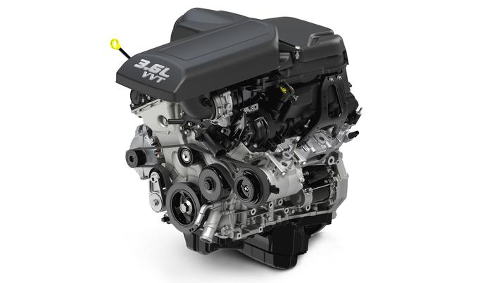 Chrysler Adding Turbos Direct Injection To Pentastar V6