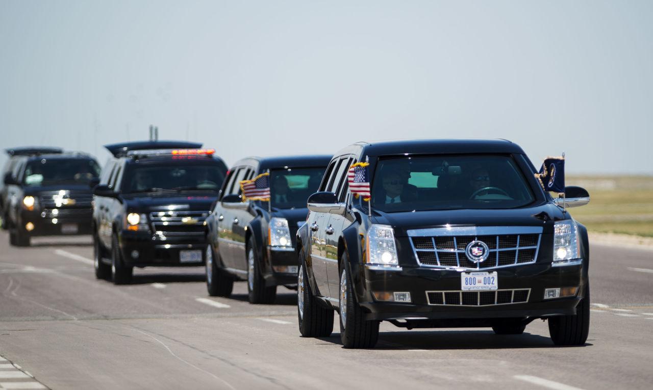 Obama Car: Obama Motorcade Drivers Require Zero Experience
