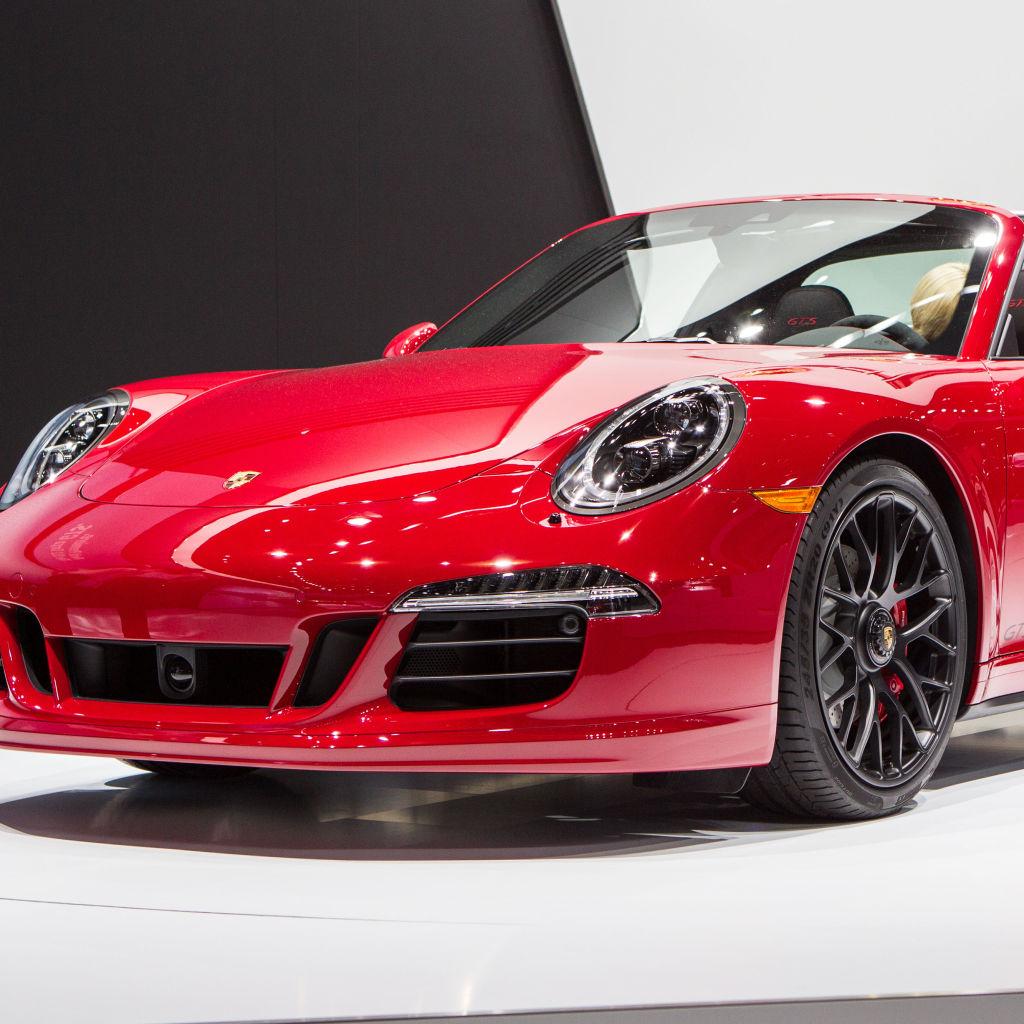 Porsche 911 Gts Engine: 2016 Porsche 911 Targa GTS