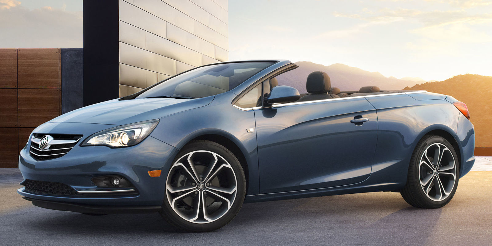 2016 Buick Cascada Photo Gallery