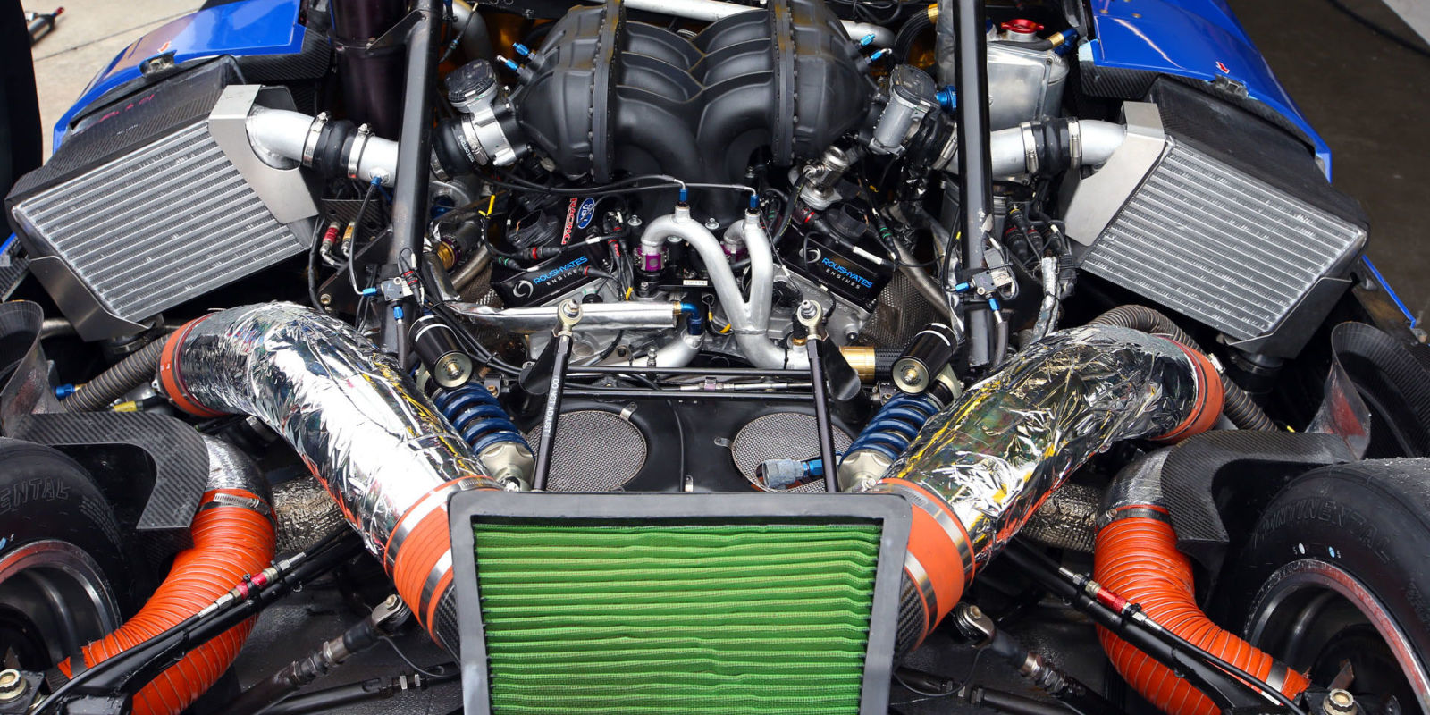 this is what the ford gt will sound like at le mans - Ford Gt 2016 Engine