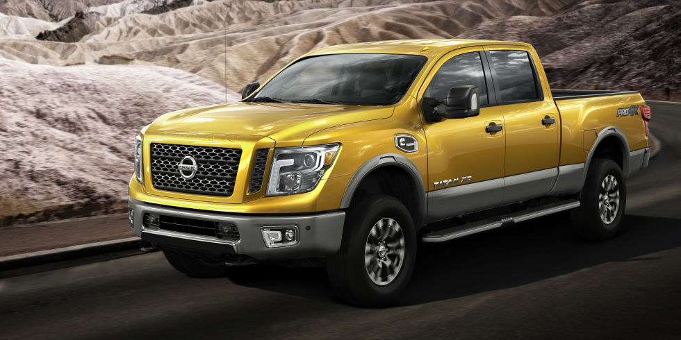 5 things you need to know about the 2016 nissan titan. Black Bedroom Furniture Sets. Home Design Ideas