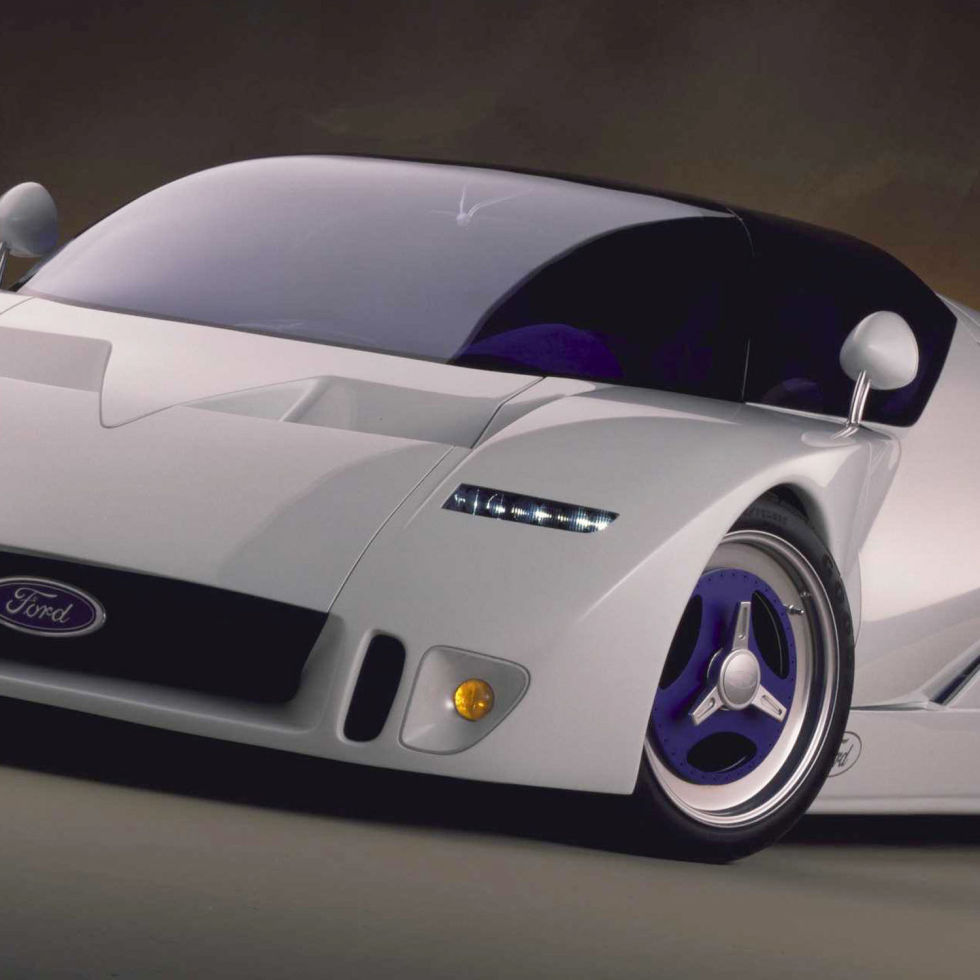 The GT90 Is The Ford Supercar That Could Have Been