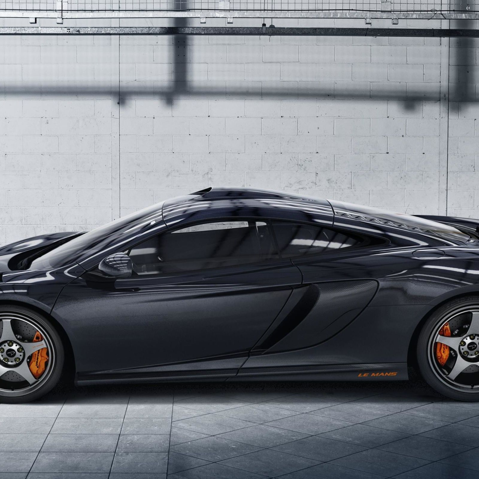 McLaren 650S Le Mans Is Like The F1 GTR's Kid Brother
