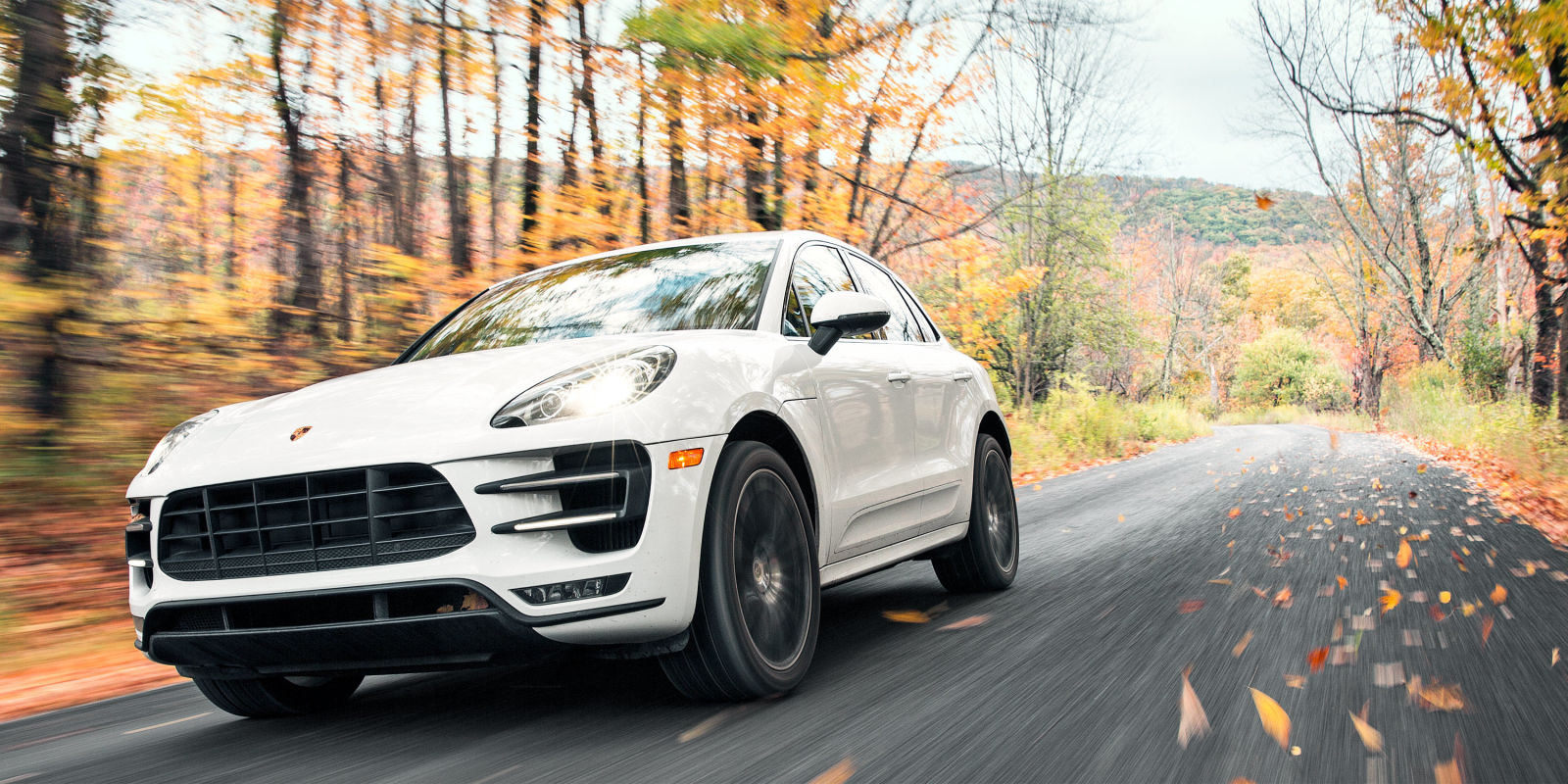 porsche gives the macan turbo 440 horsepower and a 3 8 second 0 60 time. Black Bedroom Furniture Sets. Home Design Ideas