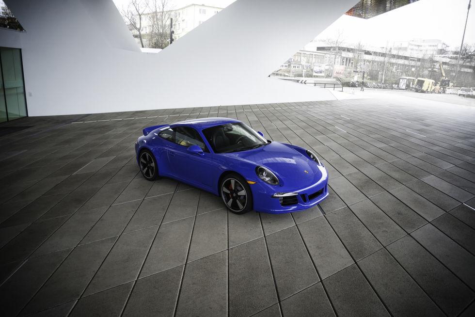 2015 porsche 911 gts club coupe - 2015 Porsche 911 Coupe
