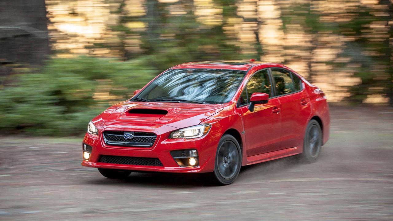 Subaru Probably Won T Redesign The Wrx Until 2020