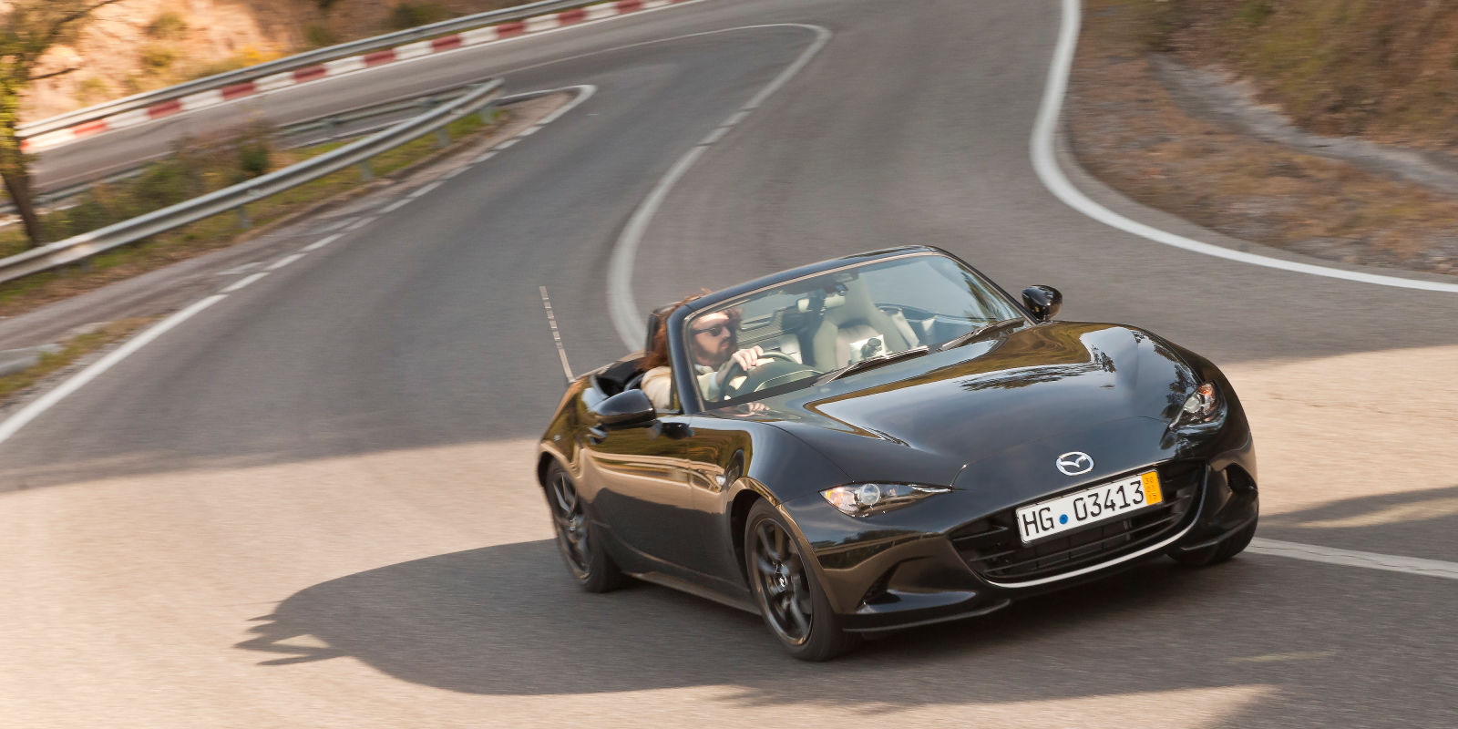 Why The Miata Is A Great Car For New Drivers