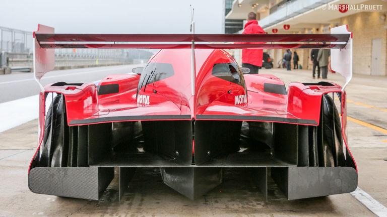 Nissan GTR-LM Nismo, un flop troppo futuristico 3
