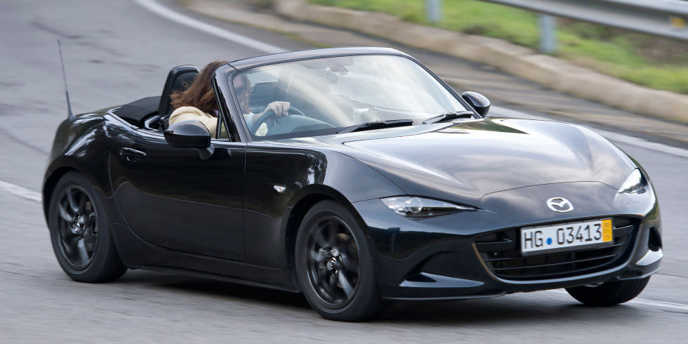 2016 Mazda MX-5 Miata - Photo Gallery