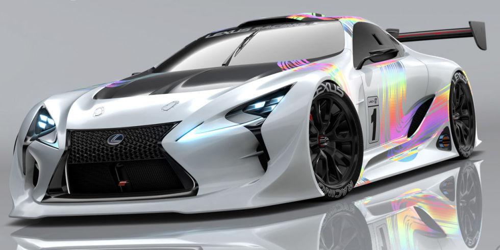 Introducing the all-new Lexus LF-FC - lexus.com