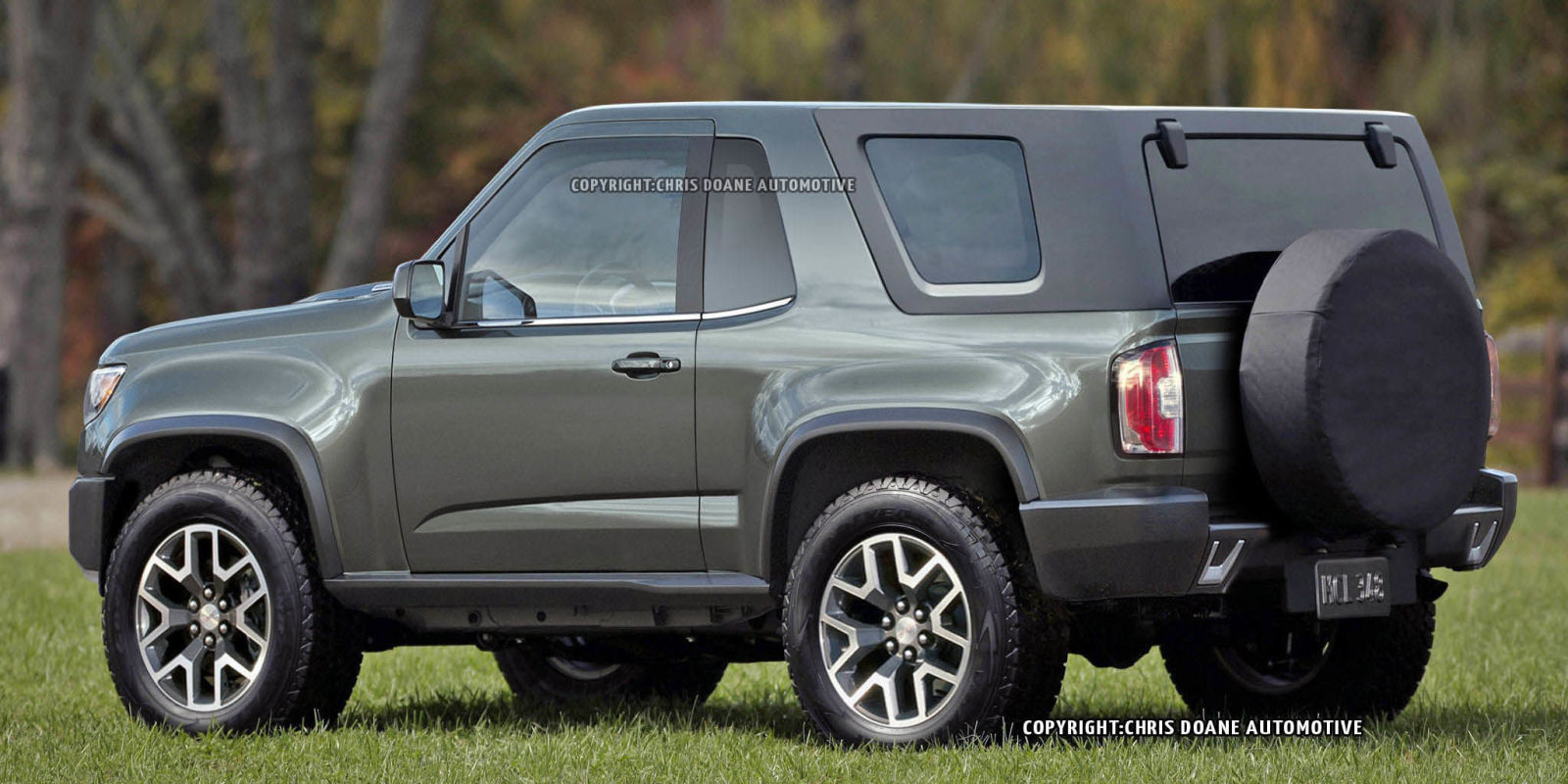 report gmc considering a jeep wrangler competitor. Black Bedroom Furniture Sets. Home Design Ideas