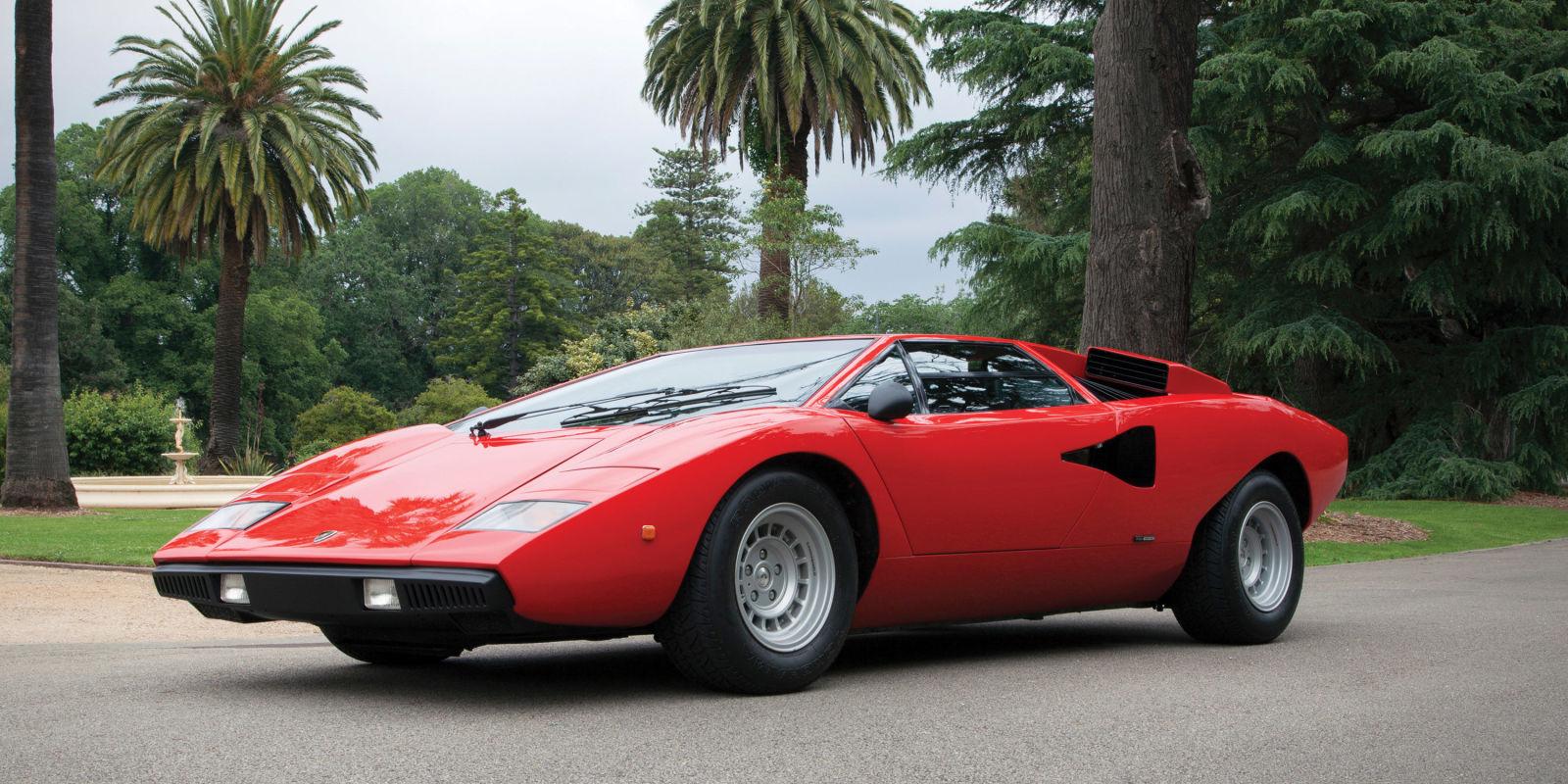 Forever Exotic Lamborghini Countach Lp400 Periscopo