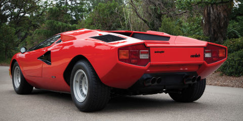 forever exotic lamborghini countach lp400 periscopo. Black Bedroom Furniture Sets. Home Design Ideas