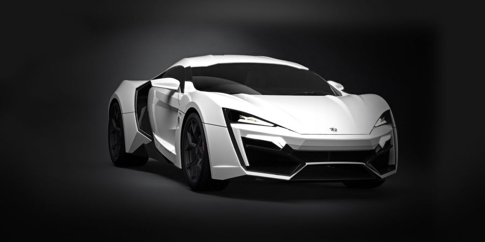 Image result for $3.4 million – W Motors Lykan Hypersport pic