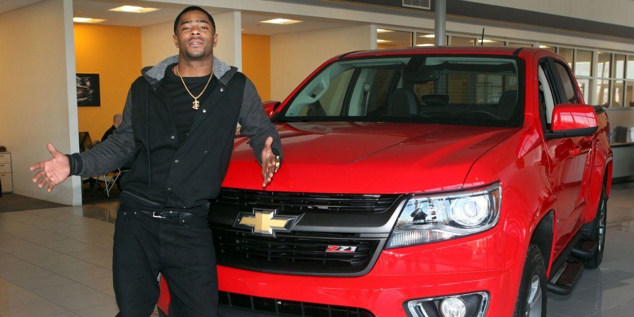 Malcolm Butler Gets Car