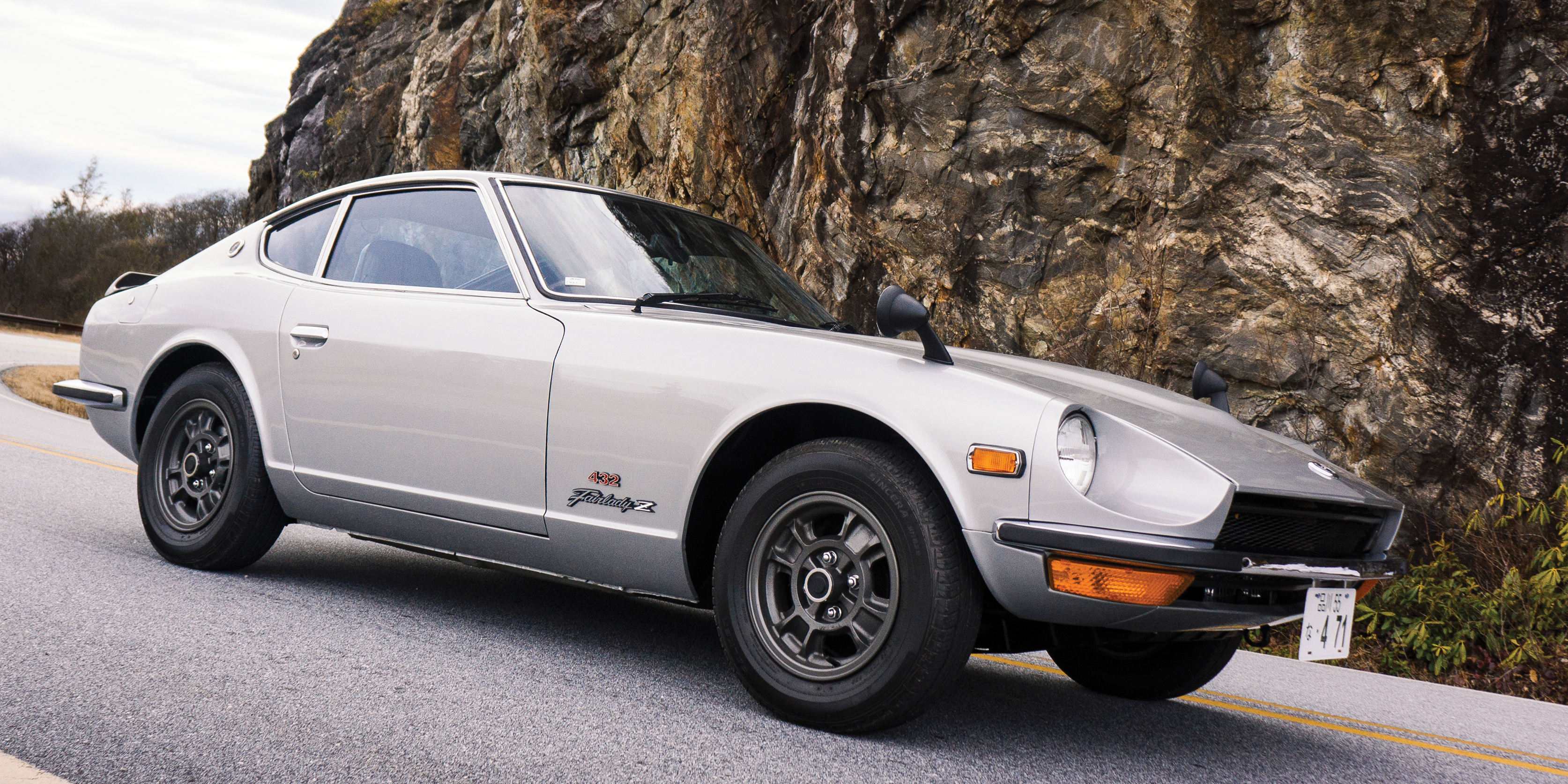 ultra rare nissan fairlady z 432 goes to auction in us. Black Bedroom Furniture Sets. Home Design Ideas