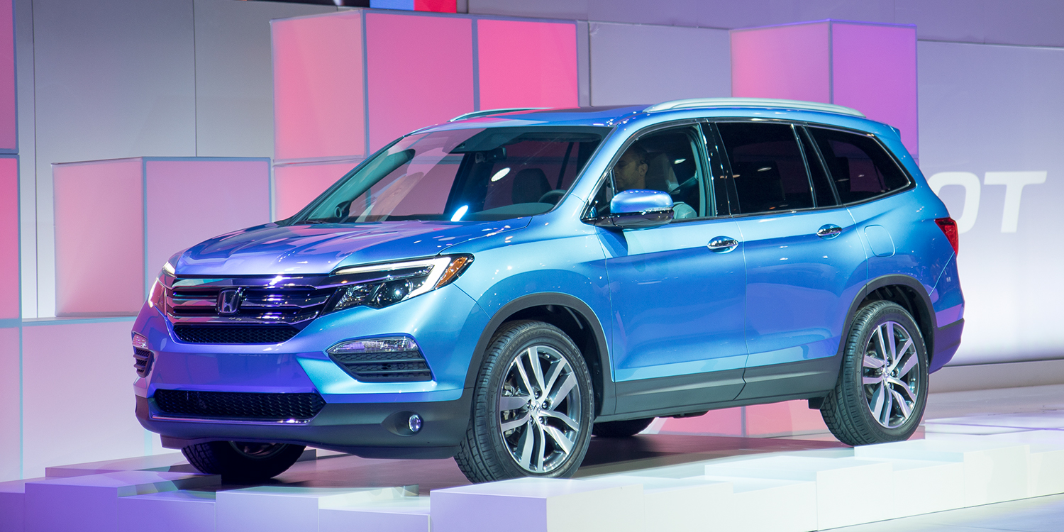 2016 Honda Pilot - Live in Chicago