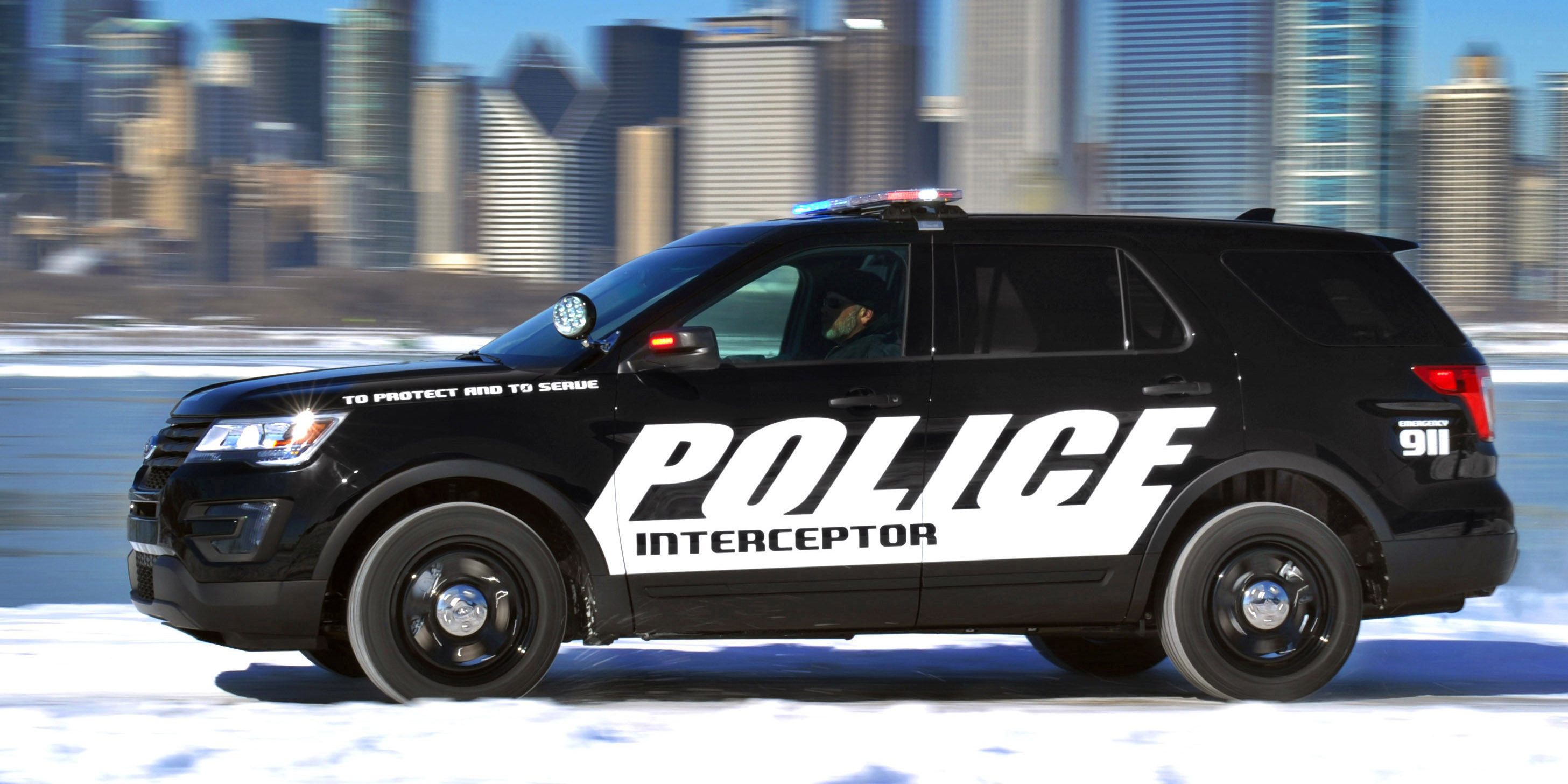 The 2016 ford police interceptor utility is here for Chicago motors used police cars