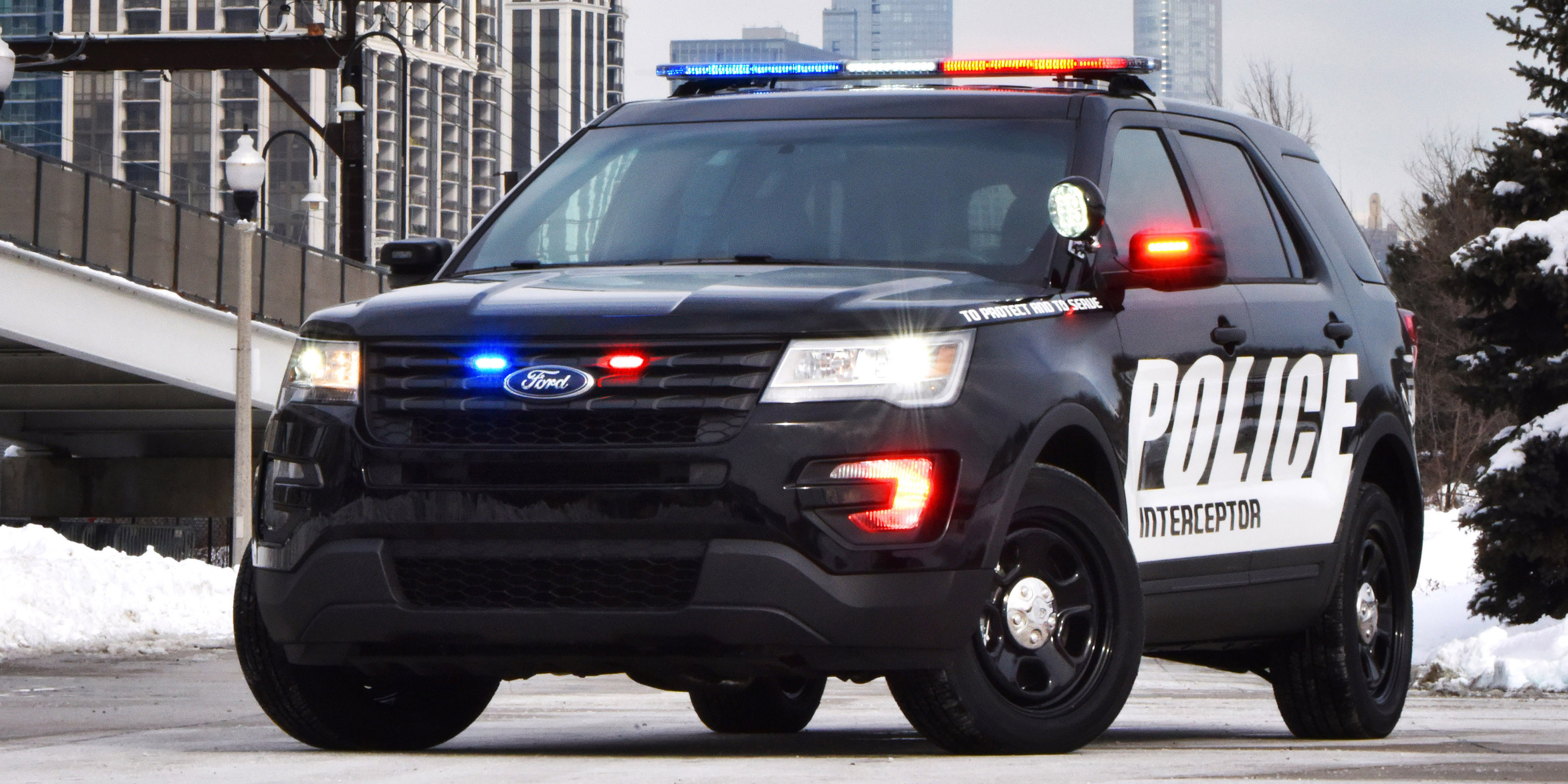 the 2016 ford police interceptor utility is here. Cars Review. Best American Auto & Cars Review