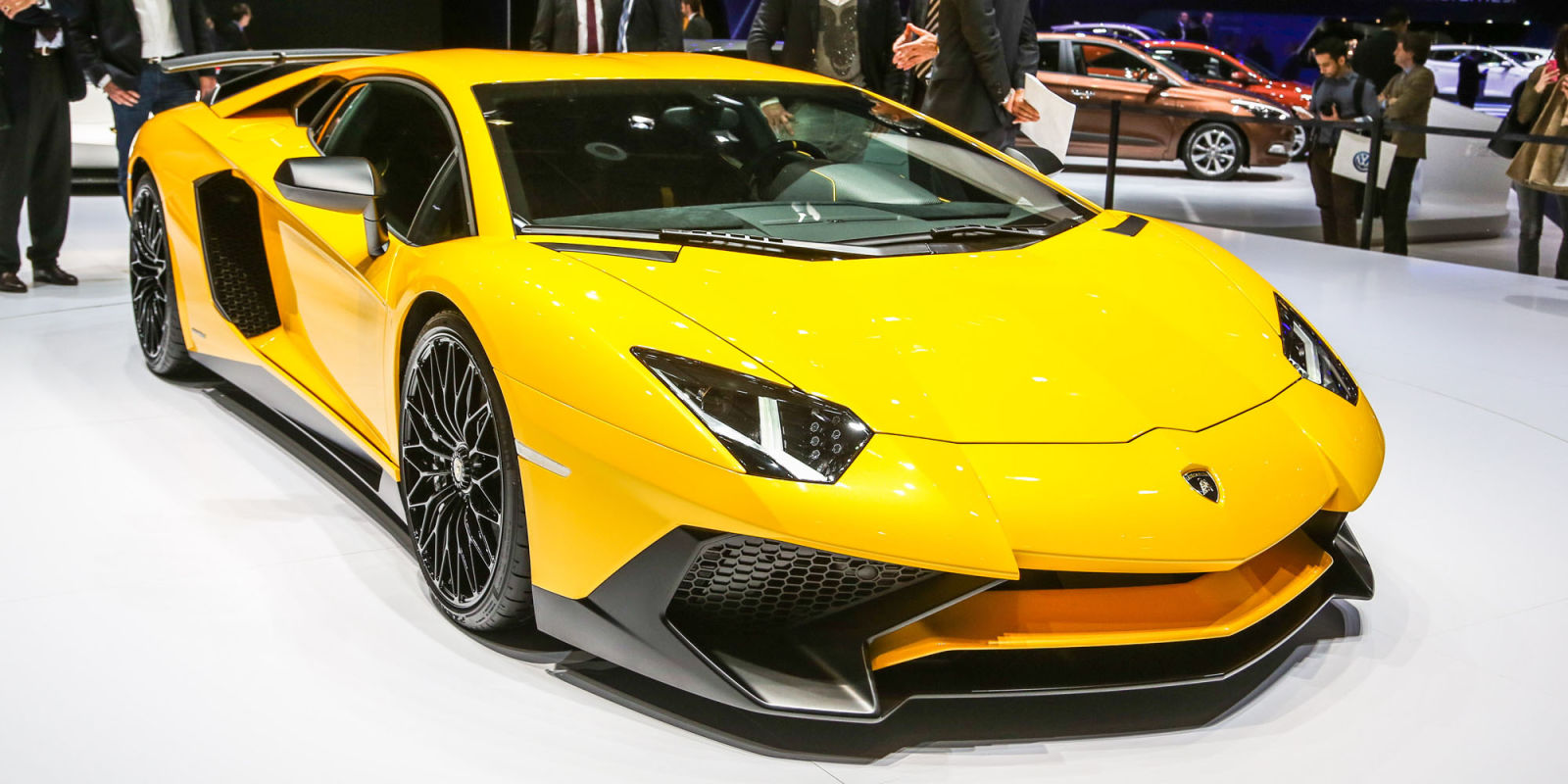 Q Amp A Lamborghini Ceo Stephan Winkelmann