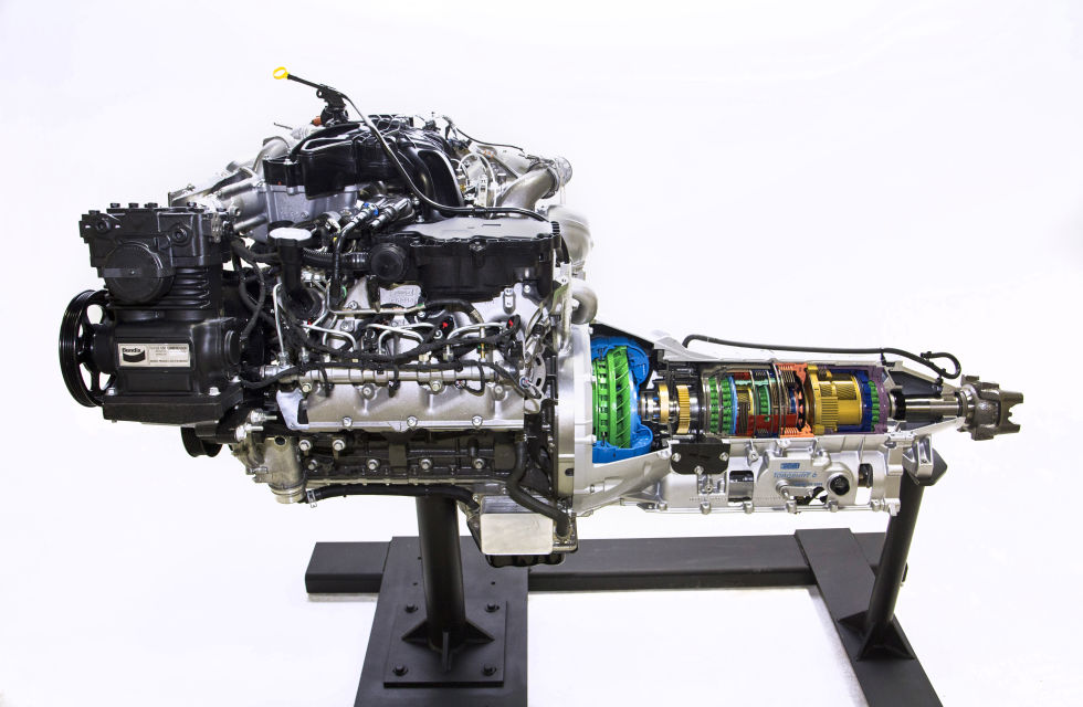 the new ford f 750 gets the full tonka treatment - Mighty Ford F 750 Tonka