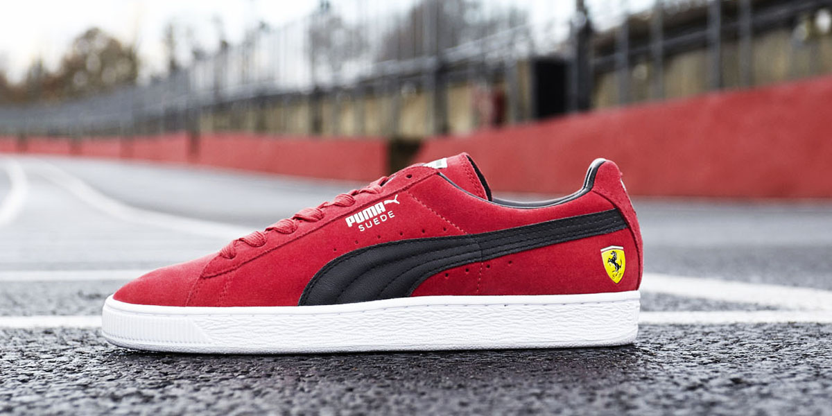 These Are The Ferrari Branded Pumas To Get