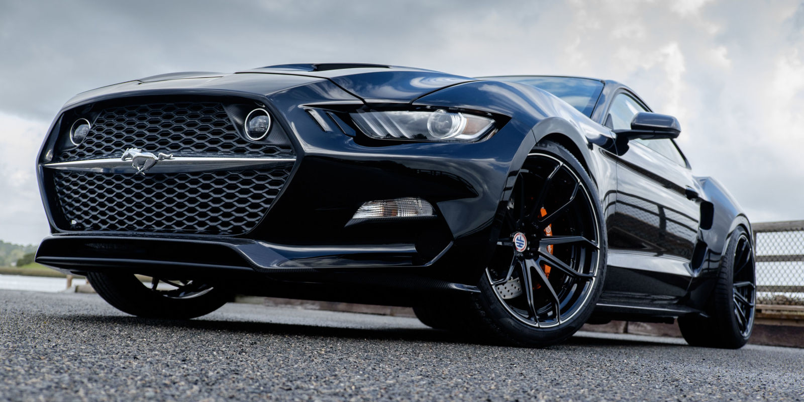 2015 Galpin-Fisker Mustang Rocket: First Drive