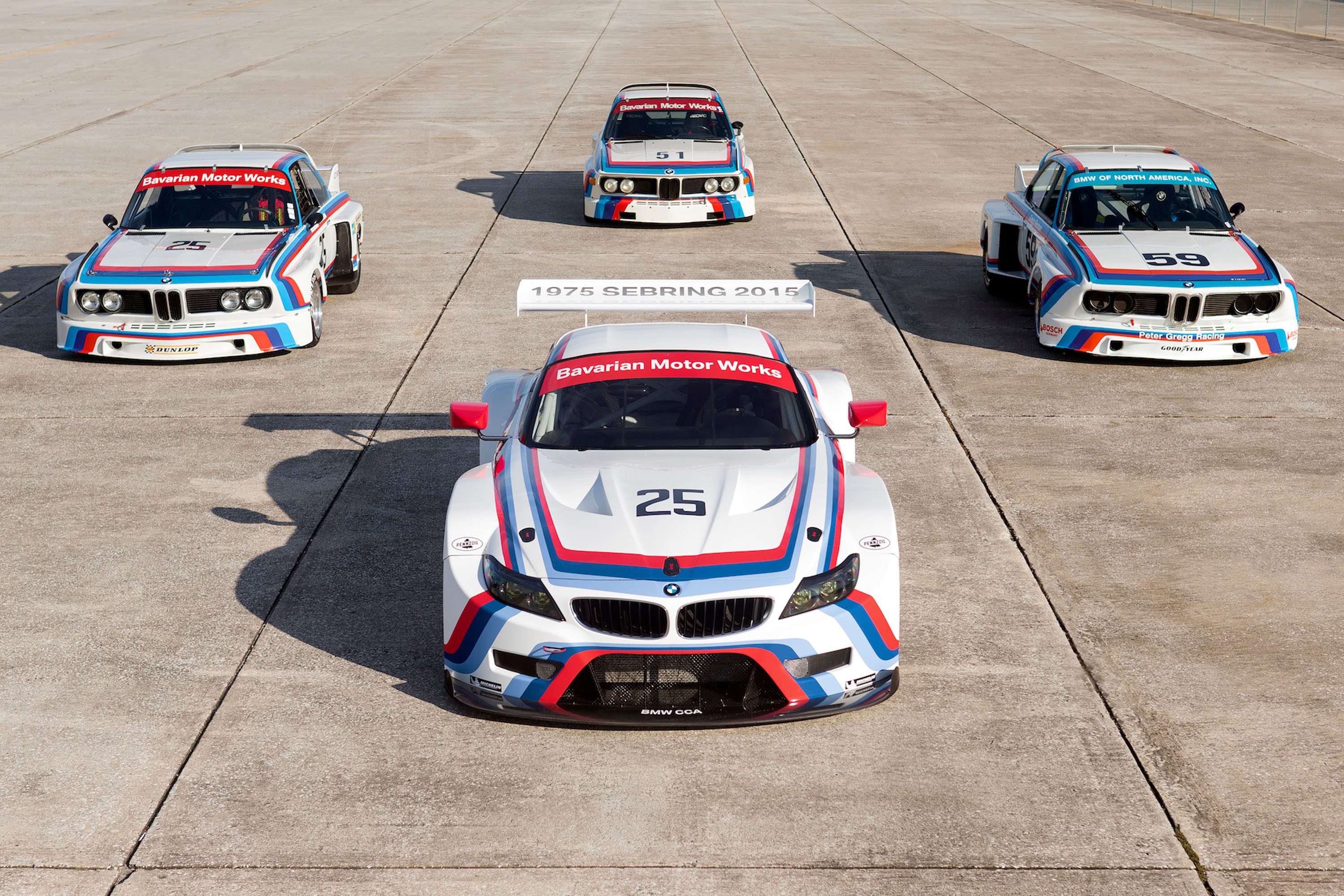 Awesome BMW Z4 GTLM livery honors famous IMSA 3.0 CSL