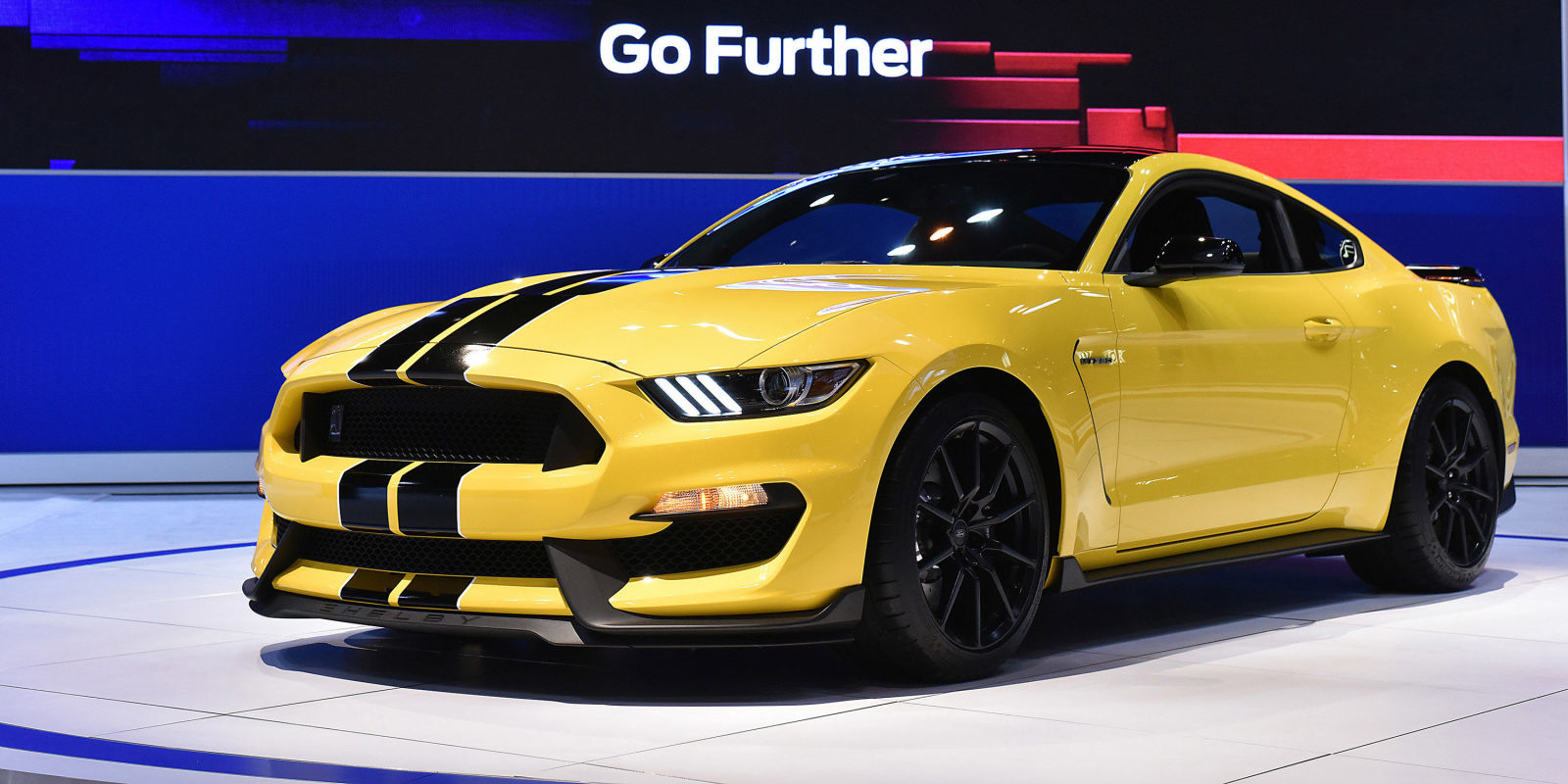 Shelby GT350 will make at least 520 hp