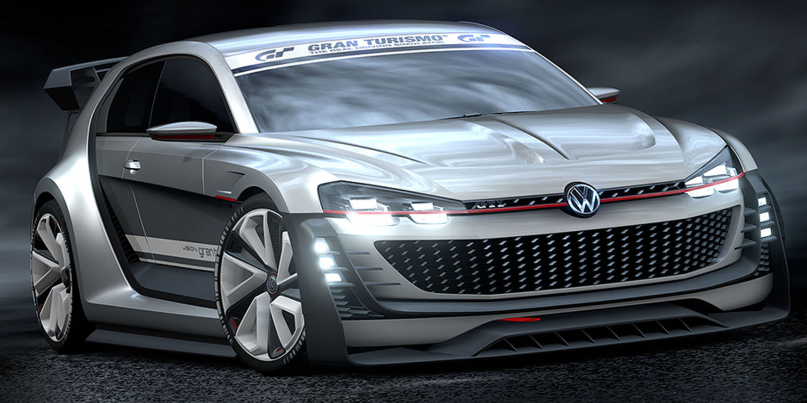 Golf Gti Wiki >> VW GTI Supersport Vision GT concept coming to GT 6