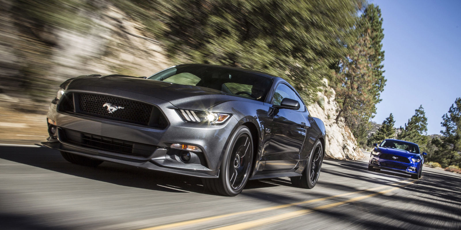 how ford made the new mustang. Black Bedroom Furniture Sets. Home Design Ideas