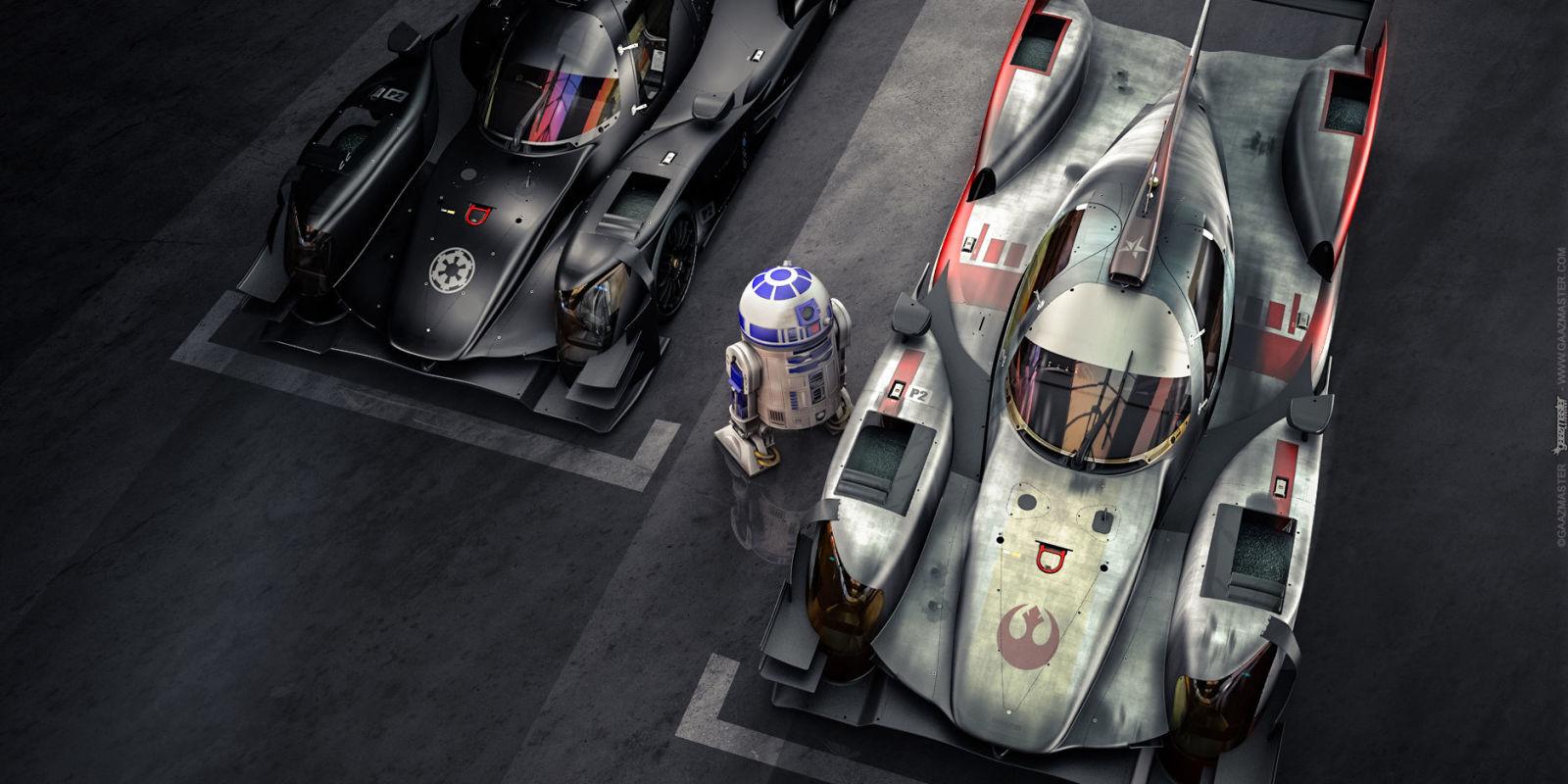 ORECA Loves Star Wars, Too
