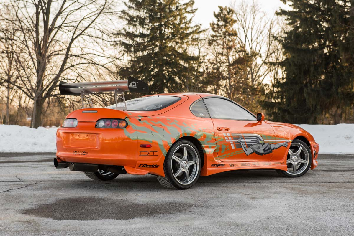 Stock Supra Spoiler To Swap With The High Level Coquette Spoiler | Next Car  | Pinterest | Cars