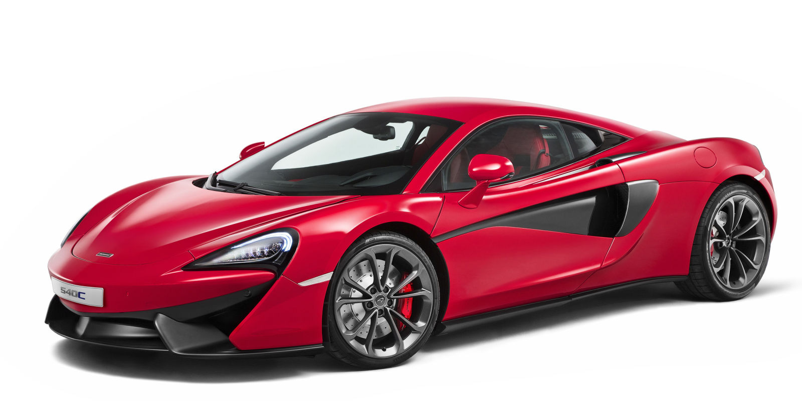The 540C Is The Everyday McLaren