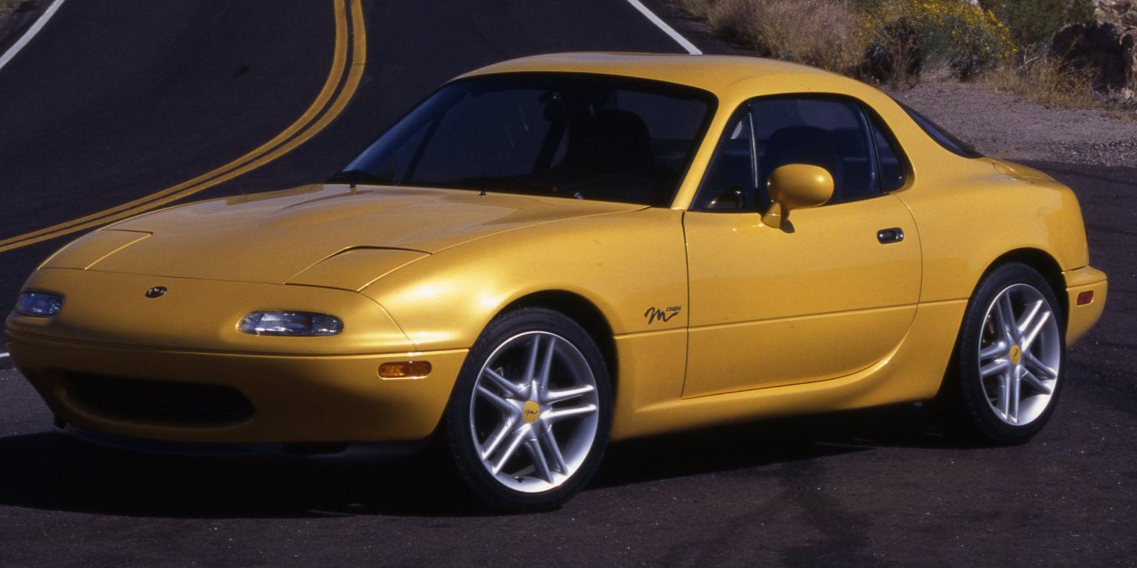 Drive Flashback: 1996 Mazda Miata M Coupe