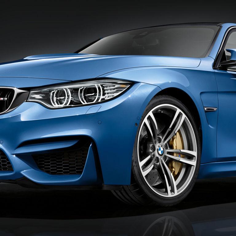 2016 Bmw M3: 2016 BMW M3 Gets Cosmetic Tweaks But Engine Untouched