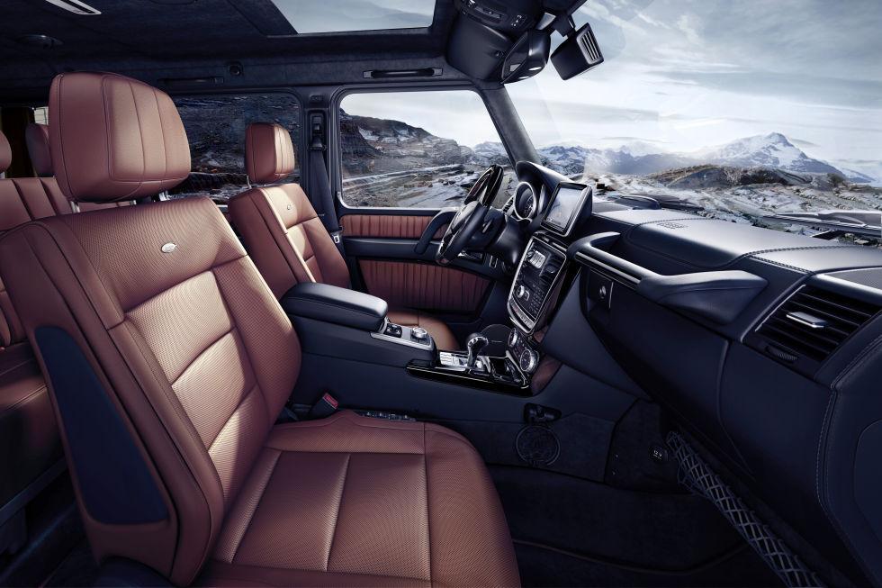 mercedes benz g class br 463 2015 g 500xa - Mercedes G Class 2015 Black