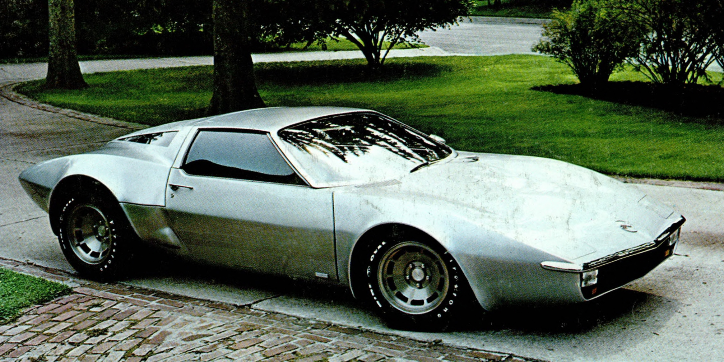 Archive Dive 1970s Dreams Of Mid Engined Corvettes