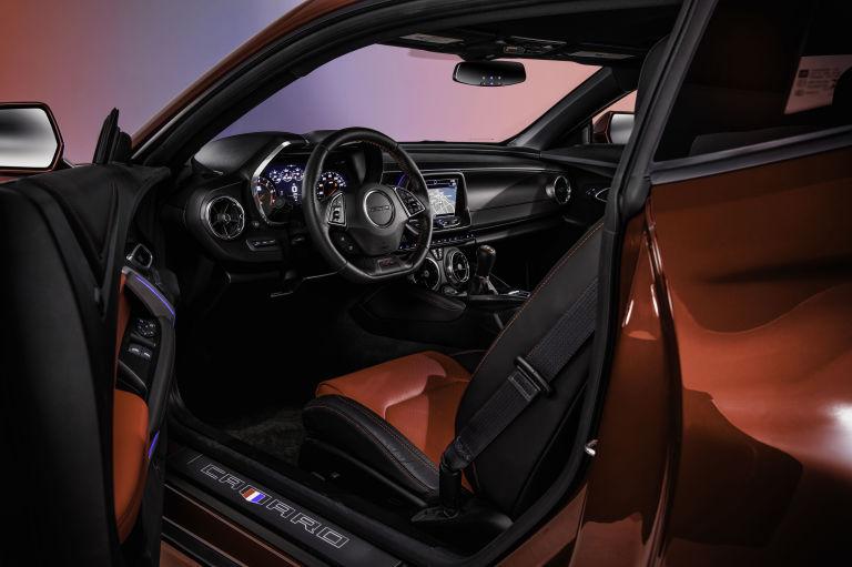 new duds - Camaro 2016 Interior